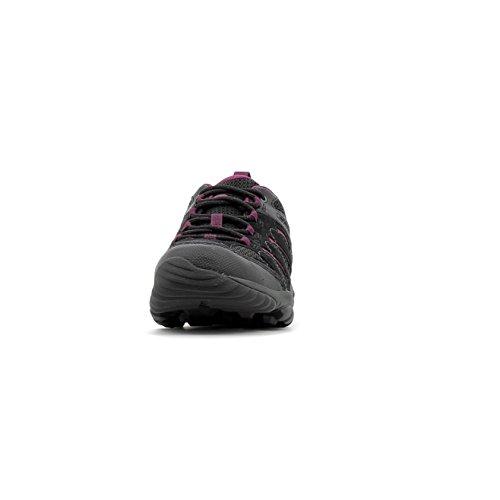 Senderismo Mujer Zapatos Negro La Outmost Merrell paseos Ventilator De wzI0Uvq
