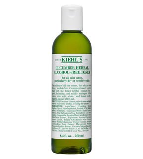 Kiehls Kiehls Cucumber Herbal Alcohol-Free Toner, 16.9 fl. oz. Bottle