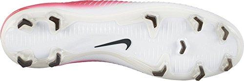Shoes Veloce Black Mercurial white Pink Men Fg Footbal 's NIKE Racer Iii Bq0nFEv