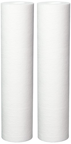 Culligan P5 Whole House Premium Water Filter, 8,000 Gallons, 2 Pack, White