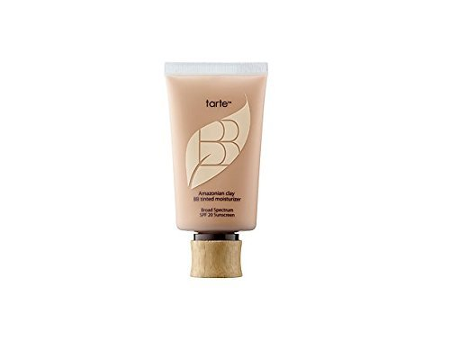 Tarte Amazonian Clay Bb Tinted Moisturizer Broad Spectrum SPF 20 Sunscreen Size 1.7 Oz Color Tan - For Medium Complexions with Yellow Undertones