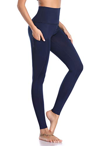 86c8b001099 MissTalk Yoga Pants for Women Workout Running Training Tights High Waisted  Leggings Plus Size(XL