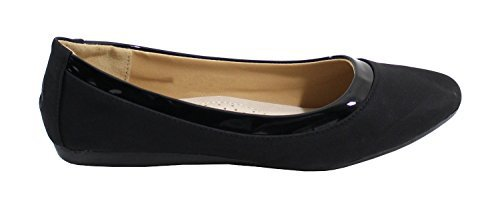 Nero Ballerine Ballerine By Shoes Shoes Donna By TPBvYWwq
