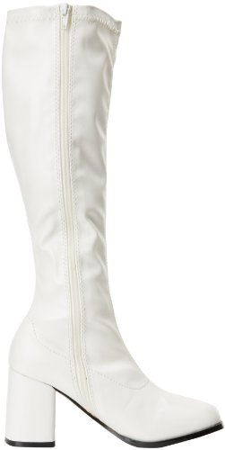 Funtasma Par Pleaser Womens Gogo-300 Botte Blanc