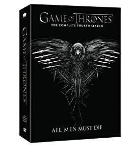 Game of Thrones: Season 4 (DVD Box Set)
