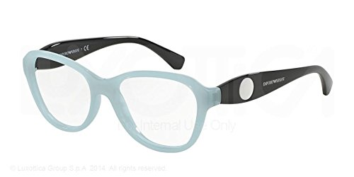 Emporio Armani EA 3047 Women's Eyeglasses Opal Azure - Giorgio Optical Armani Glasses