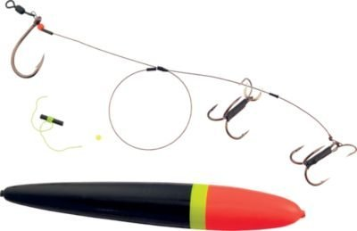 Robinson Joe Bucher Premium Quick-Set Sucker Rig with Float, - Shopping Robinson