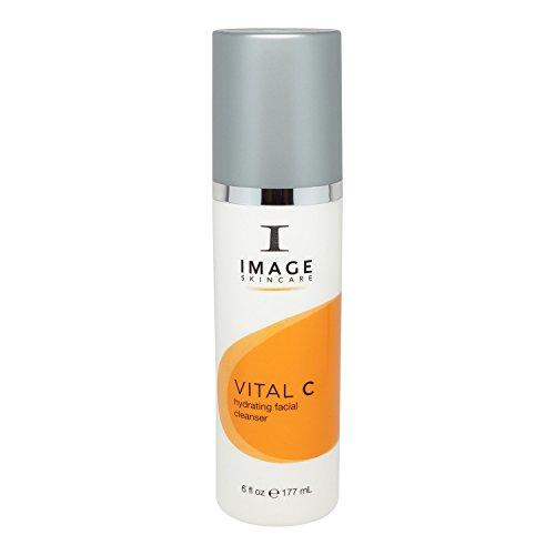 Image Skincare Vital C Hydrating Facial Cleanser, Fresh Squeezed Oranges, 6 oz.
