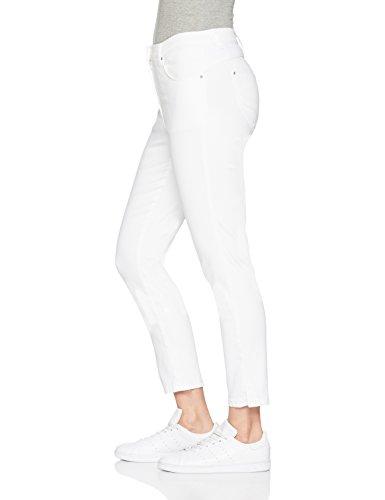 Bianco White Slim Jeans 99 BRAX Donna pn07Uq