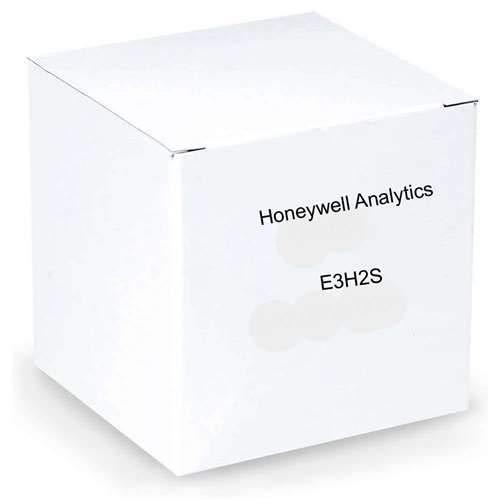 - Honeywell Analytics/Vulcain E3H2S E³Point Sensor Cartridge Hydrogen sulfide (H2S); -