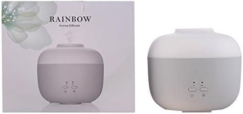 Pranarôm - DIFUSOR RAINBOW, gris claro: Amazon.es: Belleza