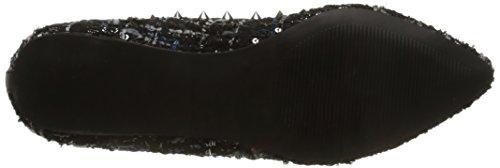 Steve Madden Women, Shoes Ballerina, xhail Multi (Black Multi)