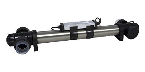 (Jebao STU Stainless Steel UVC Clarifier (75-watt))
