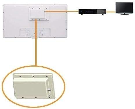 Selfsat H21D1+ - Antena plana para satélite (incluye cable ...