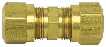 Tectran 1362-8 1//2 Union Tube