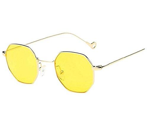 para Vintage Sol Mujer Gafas Flecha Estilo Estilo Redonda de polarizadas Hangaga 0EIAXgq0