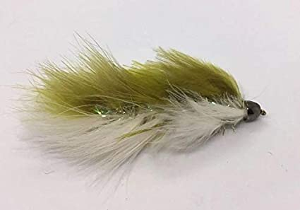 Articulated Streamer Six White//Grey - Articulated Barely Legal 6 6