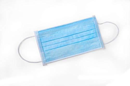 Confezione da 10 Pezzi Shengguang Maschera Sterile a 3 Strati di Tipo IIR