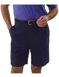 Mens Lightweight PinStripe Texture Shorts #1836