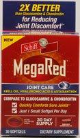 Schiff MegaRed Huile de Krill Joint Care, gélules, 30 ch