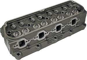 World Products 053030 Windsor Jr. 180cc Bare Head, 58cc Chamber Iron Cylinder Head