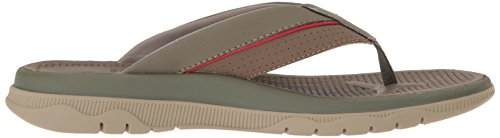 Men's Flops Sun Clarks Balta Flip Synthetic Olive dwIwxCqvE
