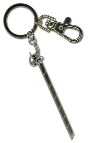 Great Eastern Entertainment Attack On Titan Vertical Maneuvering Equipment Sword Keychain