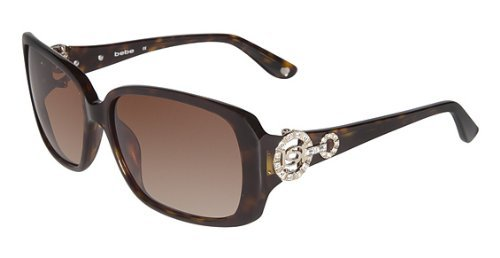 Bebe Sunglasses BE 7051 HAVANA 003 (Bebe Brown Sunglasses)