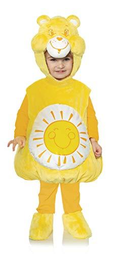 Care Bear Costumes Toddler - Care Bears Funshine Bear Toddler's Costume