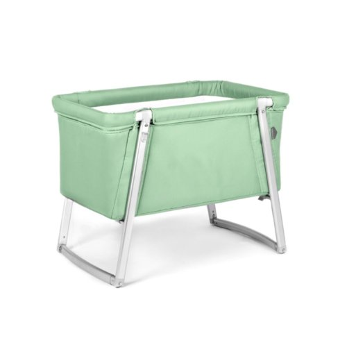 Micuna Smart Fresh Wooden And Fabric Bassinet White White