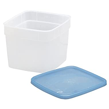 Arrow Home Products 00043 4PK 1.5PT Freezer Containers