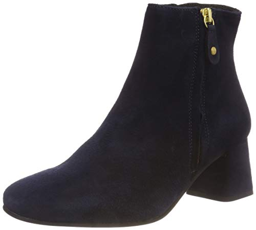 navy 176 Crystal Bottines Pavement Suede 176 Bleu Femme xI71q46