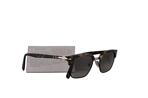 cbed376378 Persol PO3199S Tailoring Edition Sunglasses Tortoise Brown Ice w Grey  Gradient Lens 50mm 107171 PO