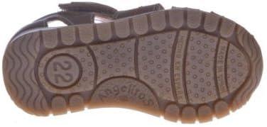 Todo Piel mod.450 Garantia de Calidad. Sandalias Deportivas para Ni/ños Calzado Infantil Made in Spain