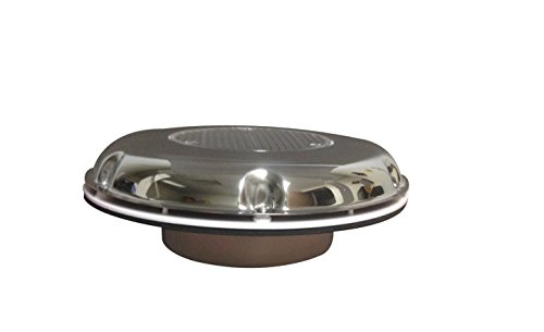 Marine Boat Solar Powered Stainless Steel Ventilator II