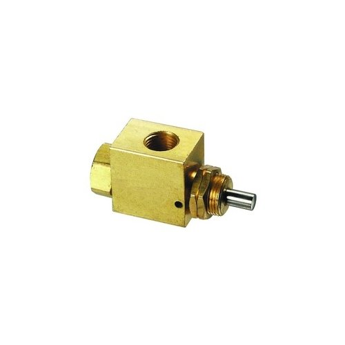 Clippard MJVO-3 3-Way Valve, Normally-Open, 1/8'' NPT by clippard