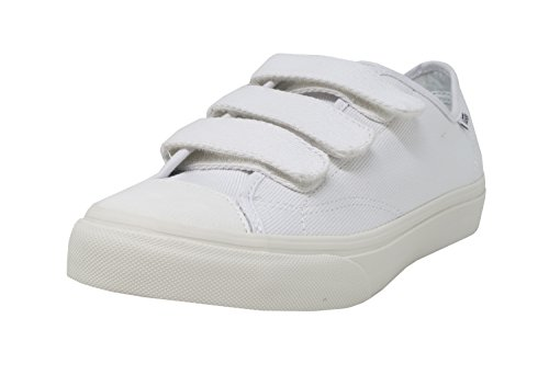 dff1b85d423 Galleon - Vans Unisex Shoes Prison Issue True White  Off White (Twill) Fashion  Sneaker (9.5 Mens  11 Womens)