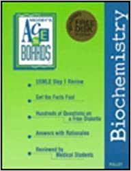 Book USMLE Step 1 Review, Biochemistry, Windows: Ace The Boards Series, 1e