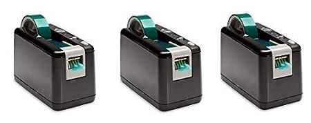 START International ZCM0800-WT Electric Tape Dispenser with AC Power Adapter