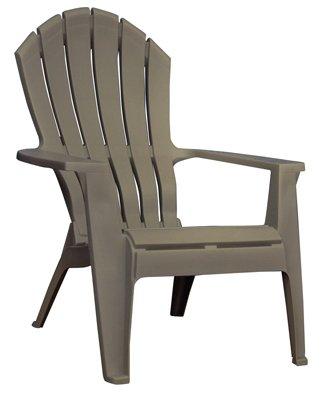 adams resin adirondack chair - 1