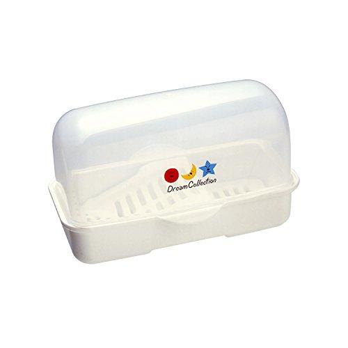 レック Dream Collection 電子レンジ用 ほ乳びん 消毒器
