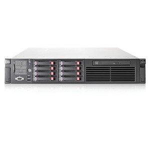 HP ProLiant DL385 G7 2U RackMount 64-bit Server with 2x12-Core 6344 Opteron 2.6GHz CPUs + 128GB PC3-8500R RAM + 16x600GB 10K SAS SFF HDD, P410i RAID, 4xGigaBit NIC, 2xPower Supplies, NO OS ()