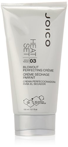 Joico Heat Set Blow Dry Perfecting Creme, 5.1 Fluid Ounce (Pack of ()