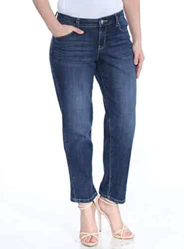 6b2426df4b1 Style & Company $49 Womens New 1068 Blue Boyfriend Jeans 2 Petites B+B