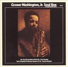 Grover Washington Jr Soul Box 1 Amazon Com Music