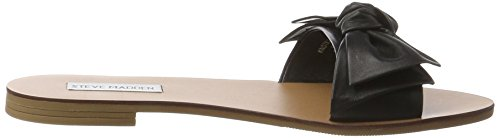 Slipper Steve Madden Sneakers Basses Femme Noir black Knotss ZxEax6wA