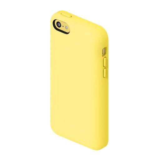 Colors Tasche für Apple iPhone 5C gelb