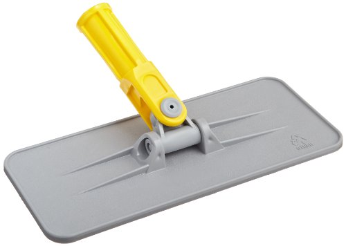 Scrubber Pad Holder (Rubbermaid FGQ31400GY00 Upright Scrubber Pad Holder With Threaded Adapter, Gray)