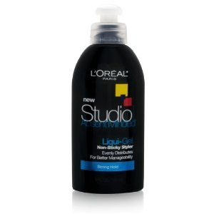 L'Oreal Studio Absent Minded Liqui-Gel Non-Sticky Styler - Strong Hold 150ml/5oz by L'Oreal Paris