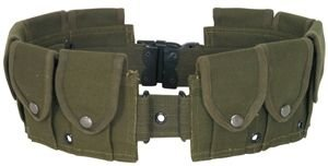 (Fox Outdoor Products Military Belt, Olive Drab)